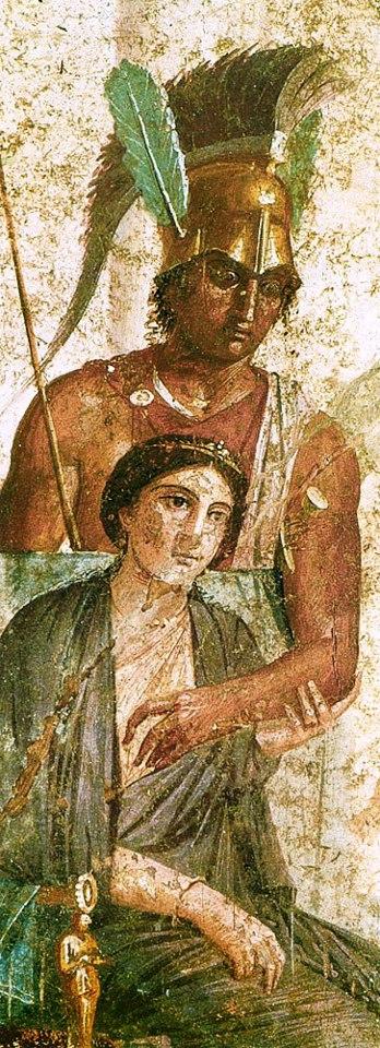 ares:aphrodite:pompeii,napoli museo archeologico copy