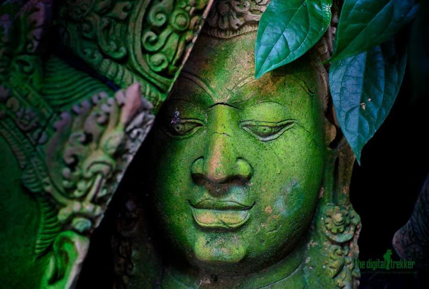 green buddha copy