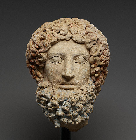 85.AD.105: Head of Hades