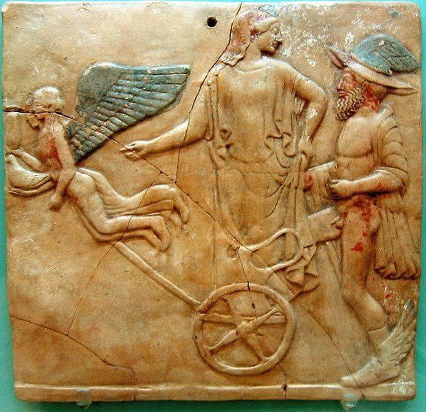 amore,mercurio e venere:v secolo a.c. calabria copy