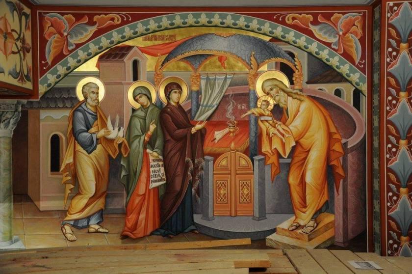 presentation:from brotherhood of holycross