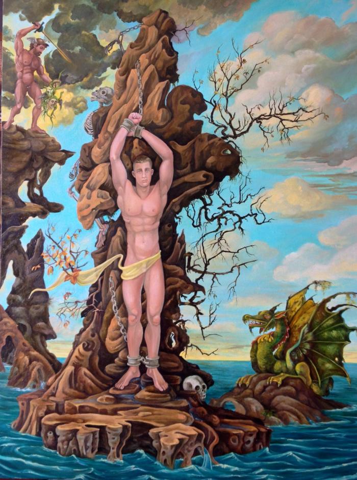 Leonard Greco   Allegories, Archetypes and ArtHistory