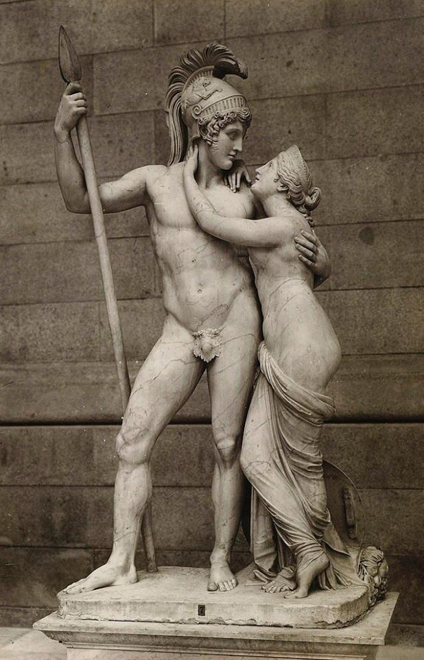 Venus and Mars. Antonio Canova. Italian. 1757-1822