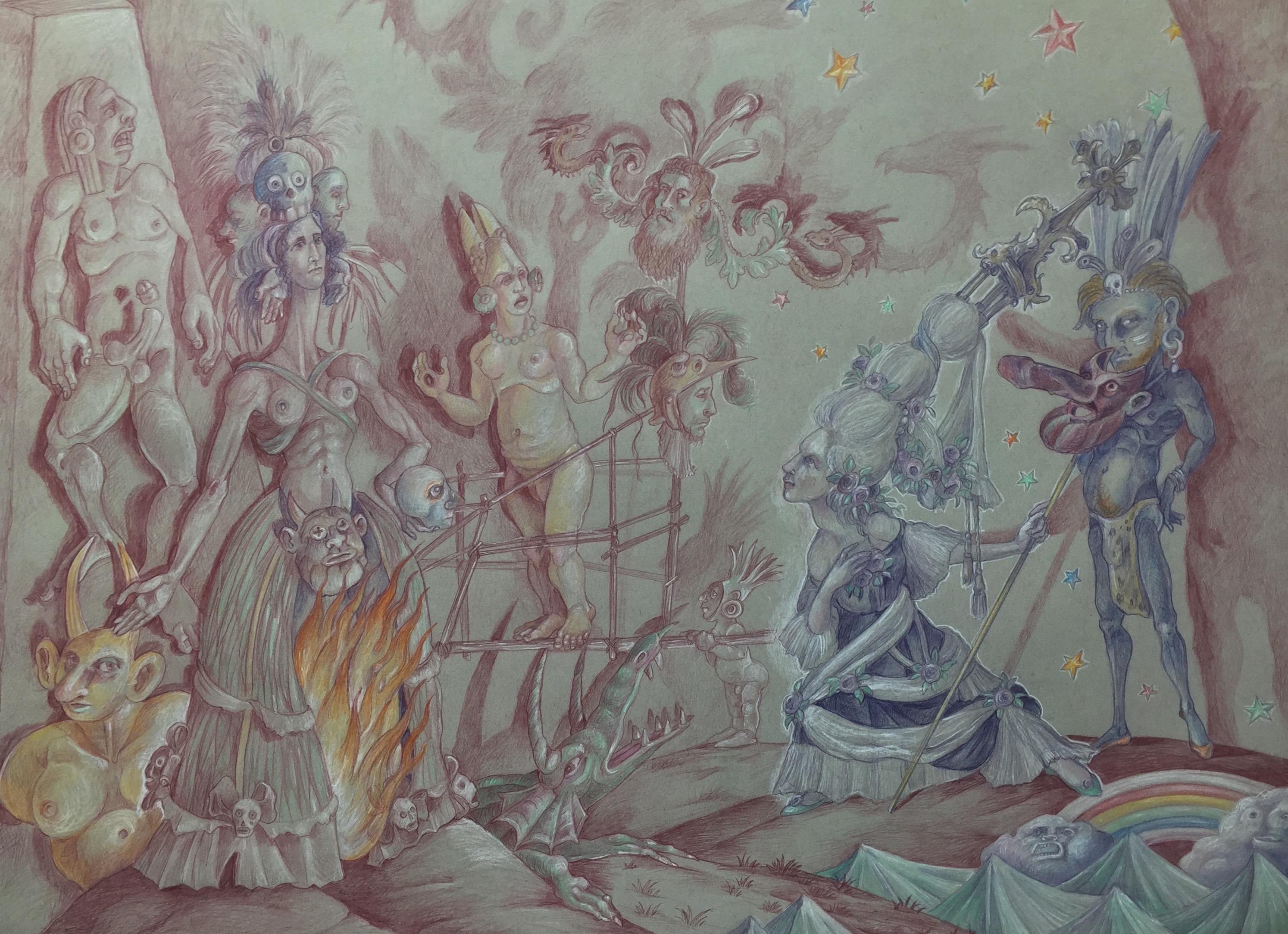 1-Rape of Tenochtitlan