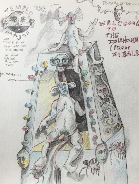 7-Welcome to the Xibalba Dollhouse